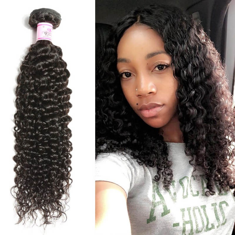 Wet And Wavy Weave Bundles,wet And Wavy Human Hair Beauty Forever With Wavy Long Weave Hairstyles (View 18 of 25)