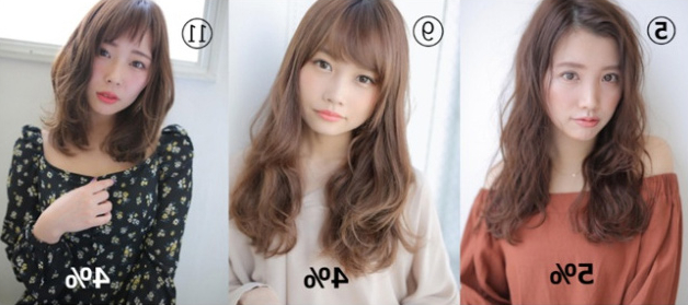 Which Hairstyle Makes A Woman Look Good At Her Job?' Asks Japanese In Japanese Long Haircuts (View 15 of 25)