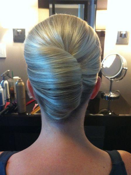 White And Gold Wedding. Bridesmaid Hair. Natural Hair (View 20 of 25)