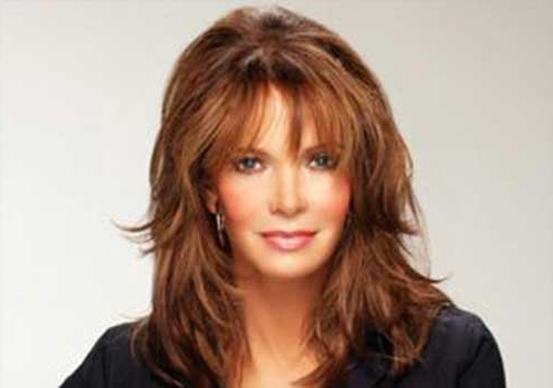 Women Haircuts Over 40 – Best Haircuts Throughout Long Haircuts For Older Ladies (View 23 of 25)