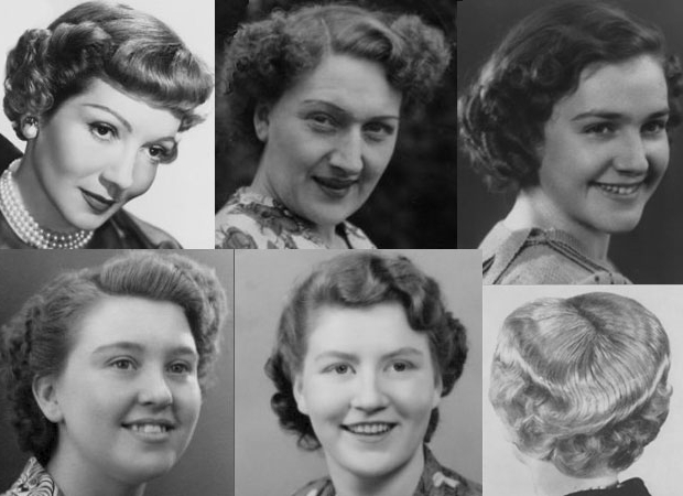 Women's 1950S Hairstyles: An Overview – Hair And Makeup Artist Handbook Inside Long Hairstyles In The 1950S (View 22 of 25)