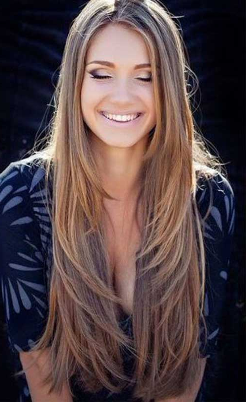Womens Long Hairstyles With Layers | Womens Hairstyles For Long Hairstyles (View 12 of 25)