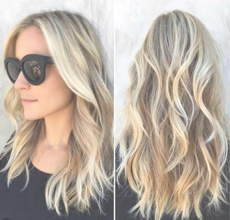 Womens Long Length Hairstyles 2018 No Beach Waves | Womens Hairstyles Throughout Long Length Hairstyles (View 12 of 25)