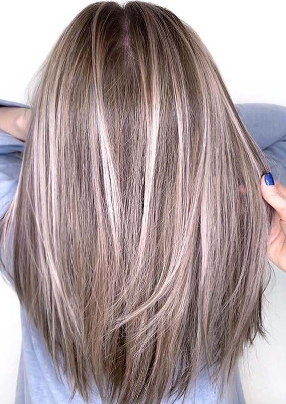 Wonderful Hair Color Ideas For Long Straight Hair In 2019 | Hairs Regarding Long Hairstyles Colors And Cuts (View 6 of 25)