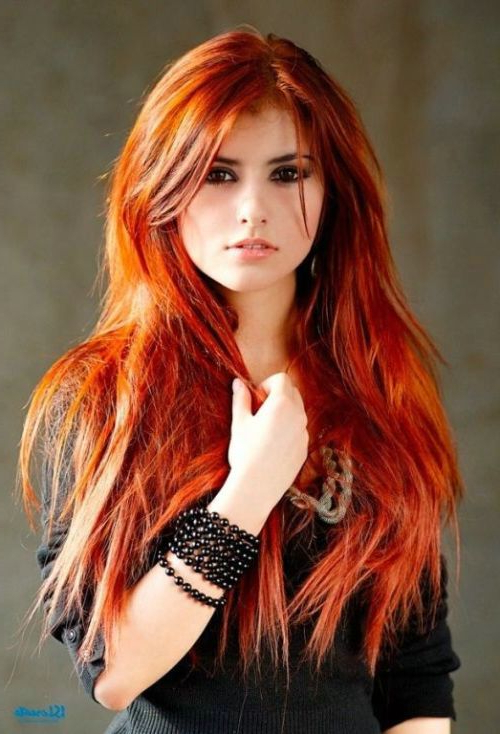 Xbxcvbxcvbxcvb: 70 Amazing Layered Hairstyles Collection,long,formal Throughout Long Jagged Hairstyles (View 23 of 25)