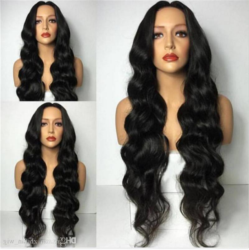 Zhifan Curly Braided Hairstyles 28Inch Long Wig Styles For Black Pertaining To Long Curly Braided Hairstyles (View 24 of 25)