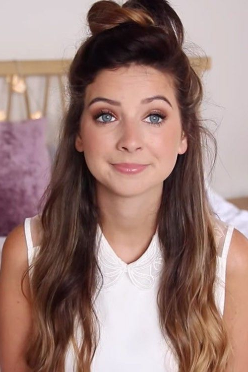 Featured Photo of Zoella Long Hairstyles