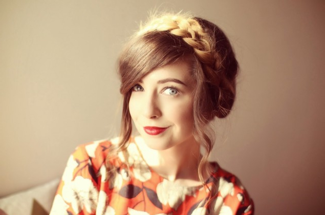 Zoella | Hair Throughout Zoella Long Hairstyles (View 23 of 25)