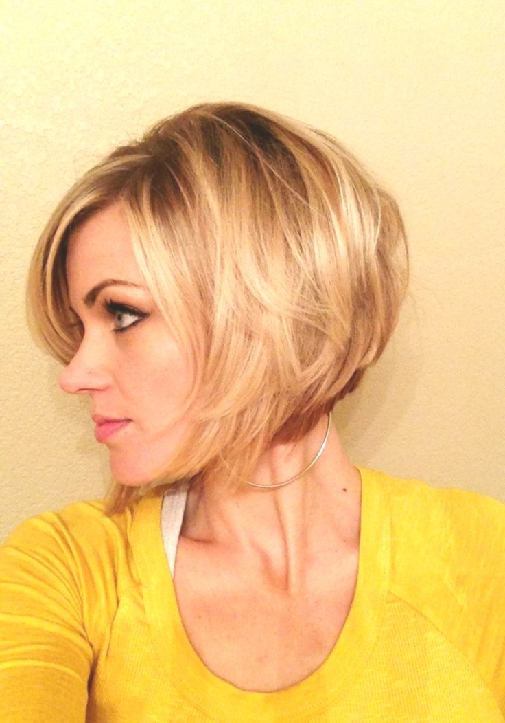 10 Chic Reverse Bob Hairstyles: Simple Short Haircuts – Hair For Current Simple, Chic And Bobbed Hairstyles (View 16 of 25)