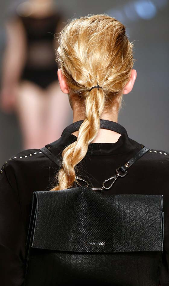 10 Popular Rope Braid Hairstyles You Must Try With Regard To Current Messy Rope Braid Updo Hairstyles (View 11 of 25)