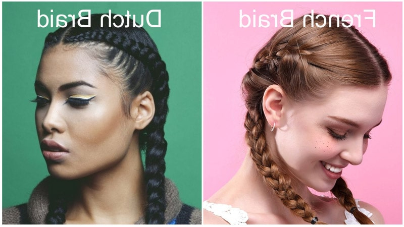 10 Sexy French Braid Hairstyles You Need To Try – The Trend With 2018 Side Pony And Raised Under Braid Hairstyles (View 2 of 25)
