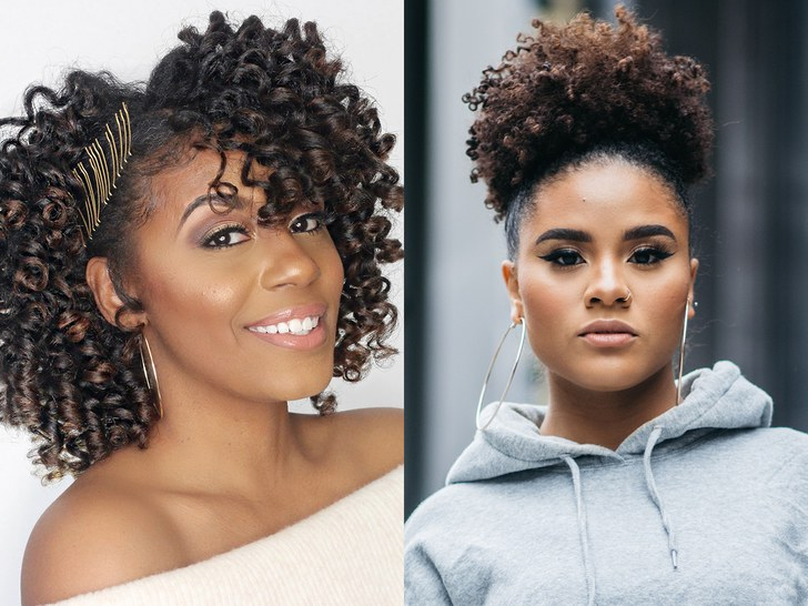 10 Things Natural Hair Bloggers Want You To Know About Regarding Best And Newest Natural Protective Bun Micro Braid Hairstyles (View 25 of 25)