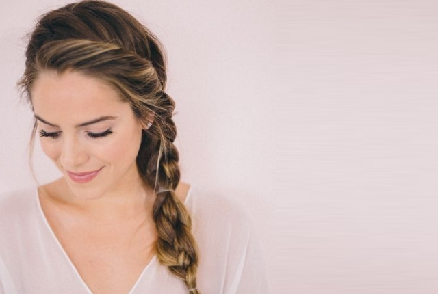 10 Unique And Stylish Mermaid Hairstyle Ideas | Womensok Regarding Best And Newest Twisted Mermaid Braid Hairstyles (View 11 of 25)