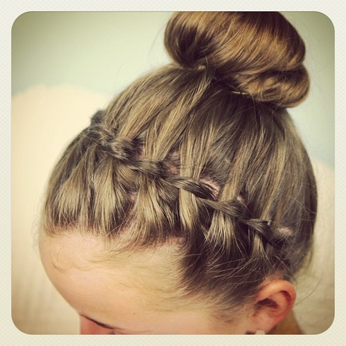 101 Braid Hairstyles For (Endless!) Inspiration Regarding Best And Newest Secured Wrapping Braided Hairstyles (View 7 of 25)