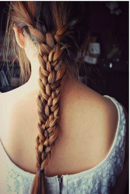 101 Braid Hairstyles For (Endless!) Inspiration Regarding Latest Softly Pulled Back Braid Hairstyles (View 12 of 25)