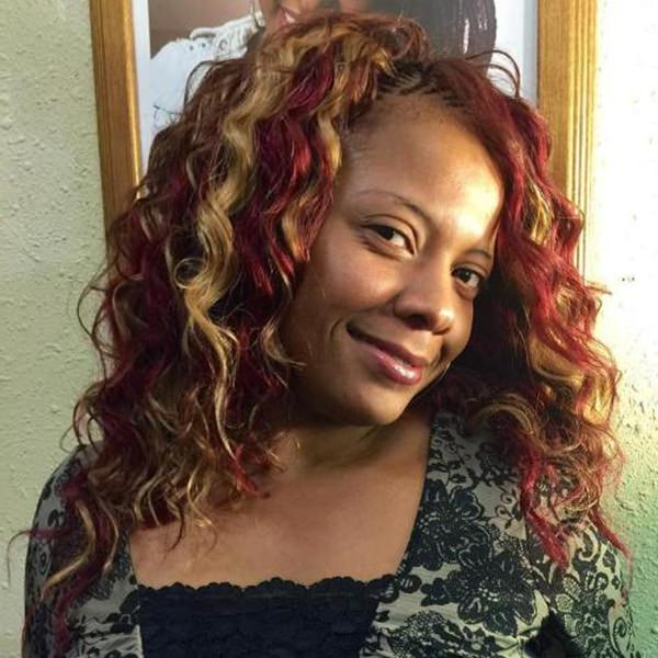 101 Micro Braids For You – Style Easily Within Best And Newest Red And Brown Micro Braid Hairstyles (View 13 of 25)