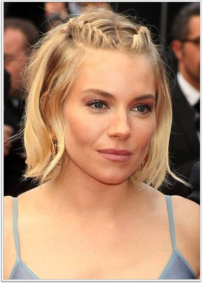 101 Perfect Short Hairstyles For Women Of Any Age – Style Easily Throughout 2018 Short And Chic Bob Braid Hairstyles (View 20 of 25)