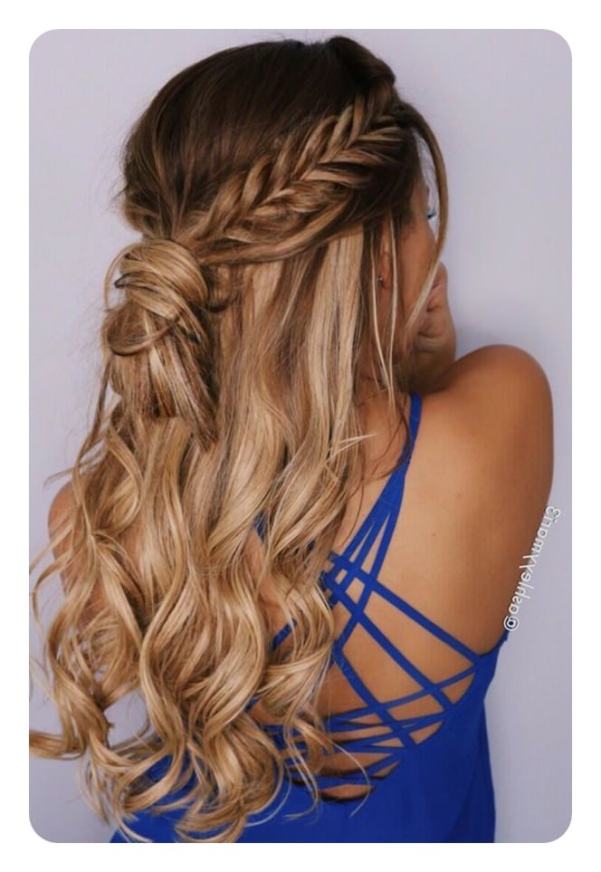 Featured Photo of Thick Two Side Fishtails Braid Hairstyles