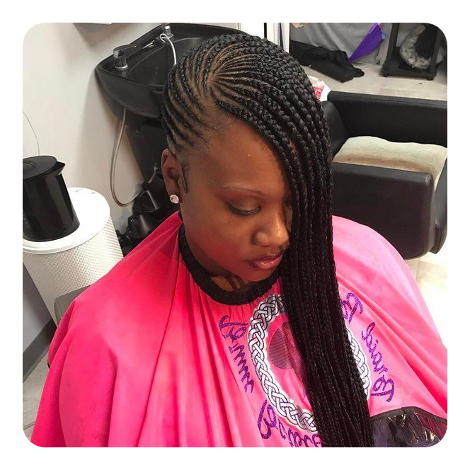 105 Sexy Lemonade Braids To Try – Style Easily Throughout Newest Cherry Lemonade Braided Hairstyles (View 14 of 25)