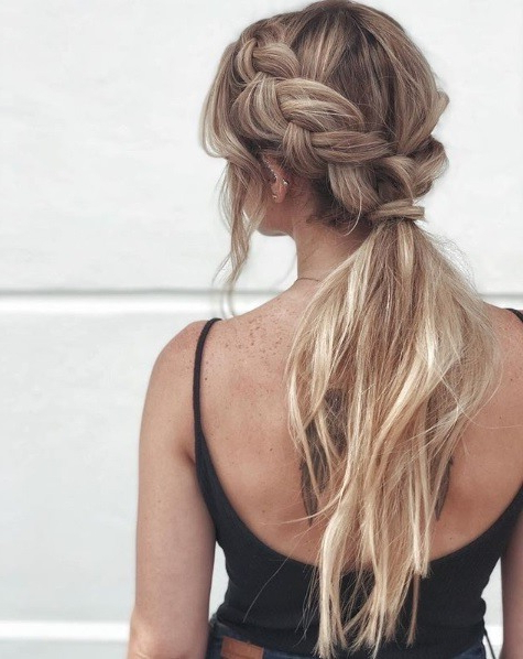 13 Boho Hairstyles Perfect For Festival Season And Beyond For Most Current Chic Bohemian Braid Hairstyles (View 14 of 25)