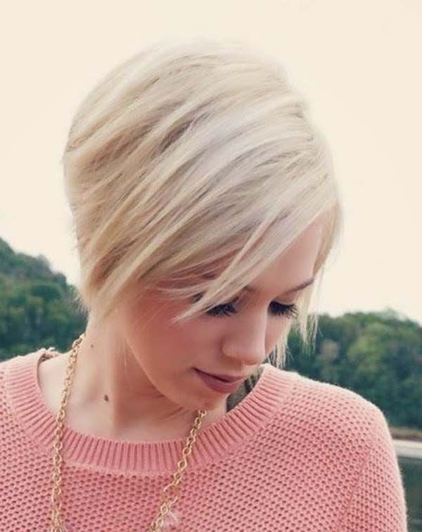 15 Cute Chin Length Hairstyles For Short Hair – Popular Haircuts Throughout Most Current Simple, Chic And Bobbed Hairstyles (View 17 of 25)
