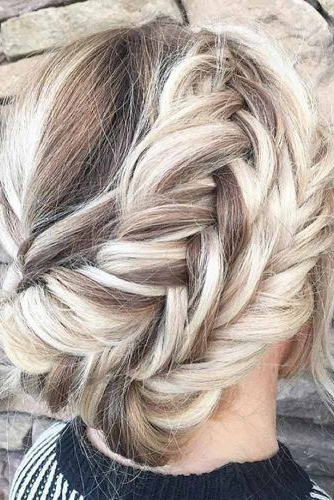 15 Glorious Ways To Style A Fishtail Braid | Women Hair Throughout Current Elegant Blonde Mermaid Braid Hairstyles (View 25 of 25)