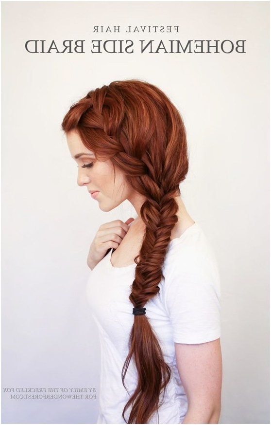 15 Trendy Braided Hairstyles – Popular Haircuts With Regard To Most Recent 3D Mermaid Plait Braid Hairstyles (View 19 of 25)