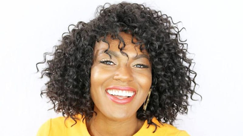 18 Crochet Braids Hairstyles You Will Love – The Trend Spotter With Regard To Most Recent Curly Crochet Micro Braid Hairstyles (View 6 of 25)