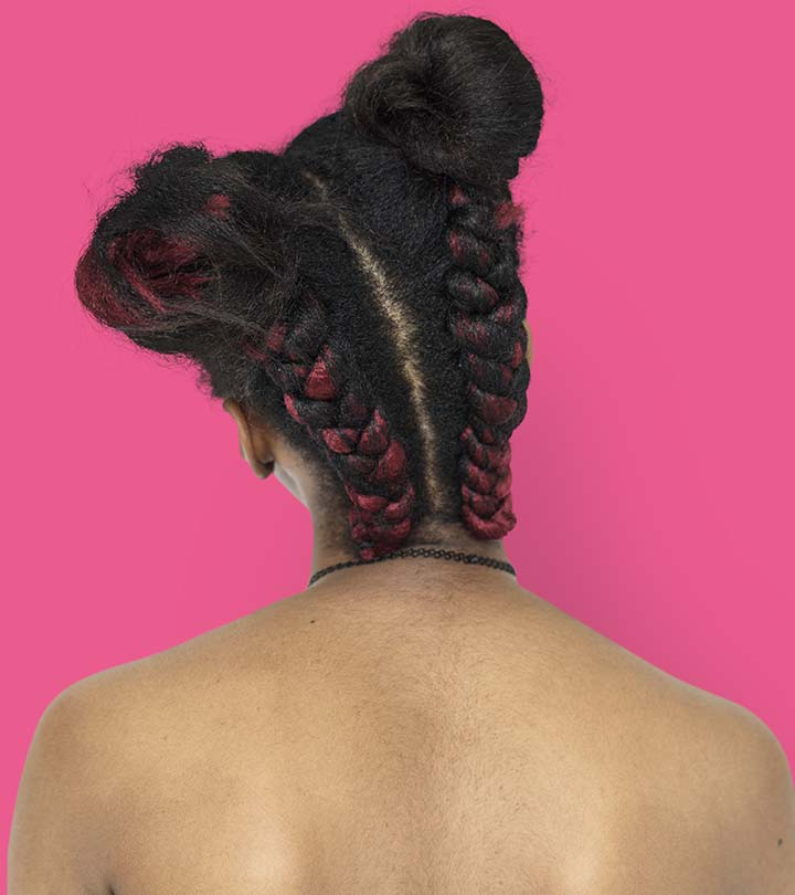 20 Gorgeous Goddess Braids Styles To Go Gaga Over With Best And Newest 3D Mermaid Plait Braid Hairstyles (View 14 of 25)