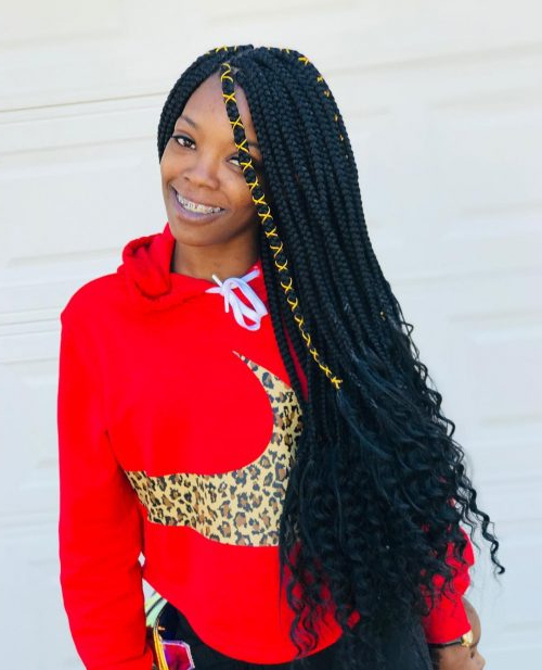 20 Hottest Crochet Hairstyles In 2019 – Braids, Twists Within Most Recent Diamond Goddess Lemonade Braided Hairstyles (View 11 of 25)