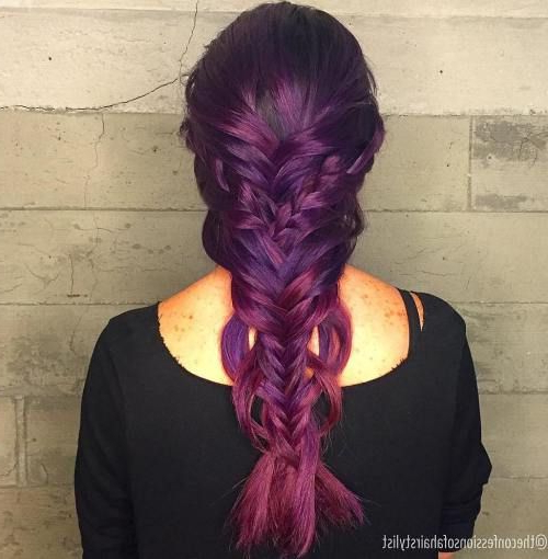 Featured Photo of Mermaid Inception Braid Hairstyles