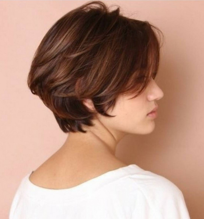 21+ Best Chic Short Bob Hairstyles & Haircuts For Women – Sensod For Most Popular Simple, Chic And Bobbed Hairstyles (View 23 of 25)
