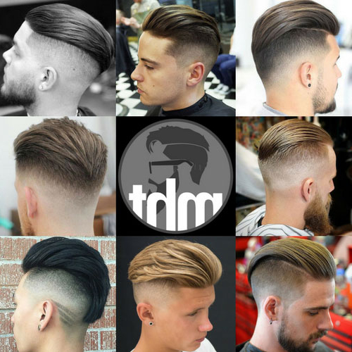 21 Best Slicked Back Undercut Hairstyles (2019 Guide) With Regard To Latest Stylishly Swept Back Braid Hairstyles (View 7 of 25)