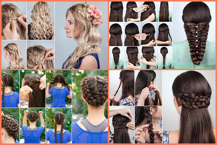 25 Best Braided Hairstyles For Girls Within Most Up To Date Secured Wrapping Braided Hairstyles (View 22 of 25)