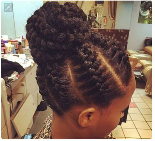 25 Examples Of Goddess Braids You Can Choose From For Your For Recent Goddess Braided Hairstyles With Beads (View 9 of 25)