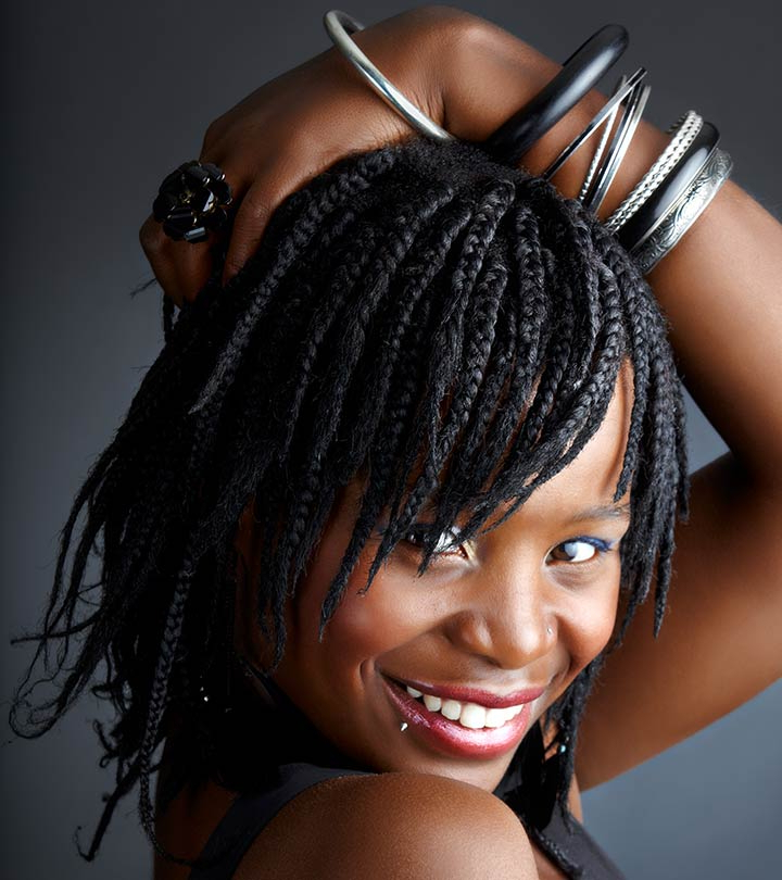 25 Exquisite Bob Braids You Need To Try Out Regarding Latest Ultra Modern U Shaped Under Braid Hairstyles (View 6 of 25)