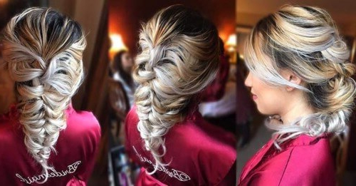 25 Mermaid Hairstyles For Long Hair Braids 2018 [Updated] With Most Current Mermaid Crown Braid Hairstyles (View 18 of 25)