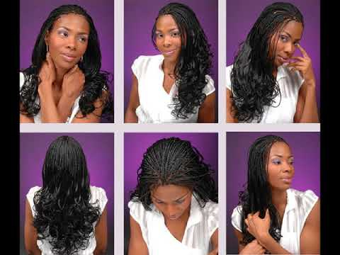 25 Micro Braids Hairstyles 2018 Pictures In Current Short Stacked Bob Micro Braids (View 16 of 25)