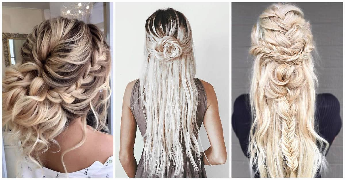 Featured Photo of Wedding Braided Hairstyles
