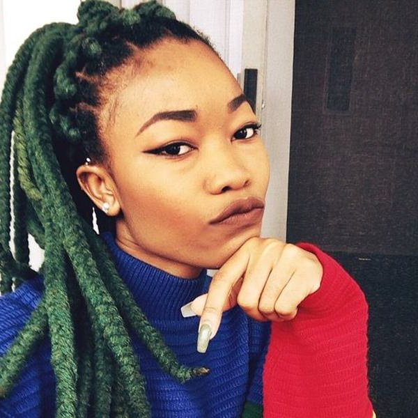 28 Yarn Braids Styles That You Will Absolutely Love – Style Pertaining To Most Popular Jumbo Twists Yarn Braid Hairstyles (View 14 of 25)
