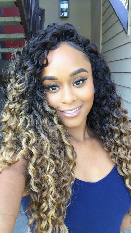 30 Protective Tree Braids Hairstyles For Natural Hair With Regard To Most Recent Straight Blonde Tree Micro Braid Hairstyles (View 16 of 25)
