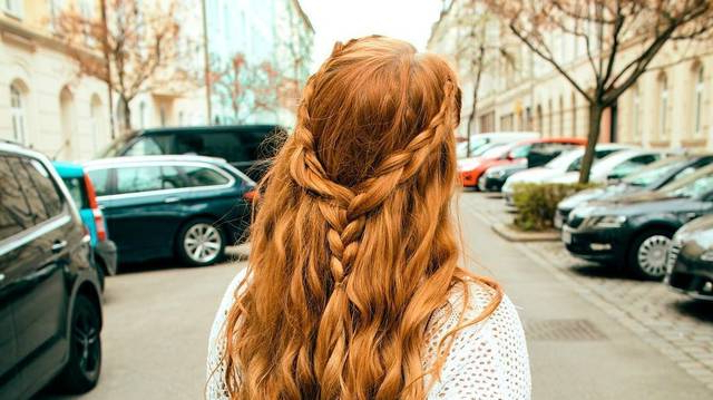 35 Gorgeous Braid Styles That Are Easy To Master | Cafemom With Most Popular Tiny Braid Hairstyles In Crop (View 15 of 25)