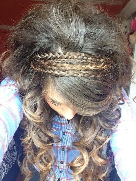 38 #gorgeous Braids You've Got To #learn Now ? Hair Inside Newest Tight Braided Hairstyles With Headband (View 18 of 25)