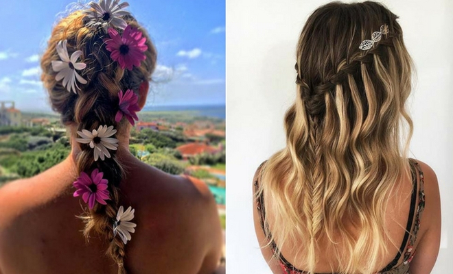 41 Cute Braided Hairstyles For Summer 2019 | Stayglam Inside Most Up To Date Double Crown Updo Braided Hairstyles (View 19 of 25)