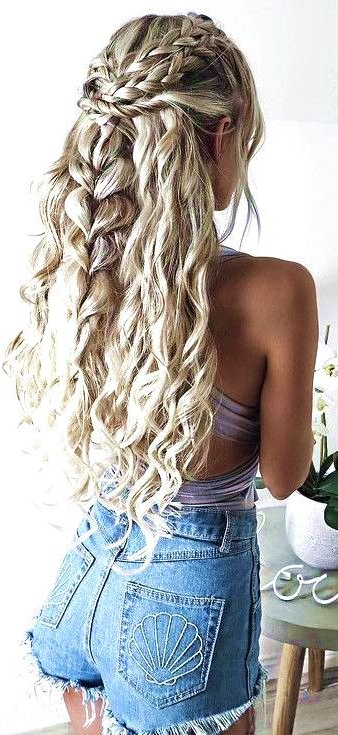 Featured Photo of Chic Bohemian Braid Hairstyles