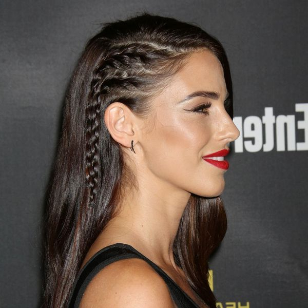 44 Side Braid Hairstyles Ideas To Do In September 2019 Pertaining To Most Current One Side Braided Hairstyles (View 6 of 25)