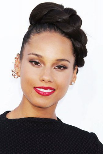 45 Enviable Ways To Rock The Latest Black Braided Hairstyles throughout 2018 Lovely Black Braided Updo Hairstyles