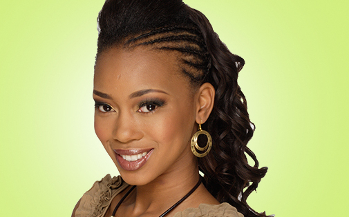 5 Braided Hairstyles | Shoprite Health & Beauty Regarding Latest Mohawk Braid Hairstyles With Extensions (View 25 of 25)