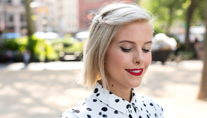 5 Braids For Short Hair For Most Current Tiny Braid Hairstyles In Crop (View 24 of 25)