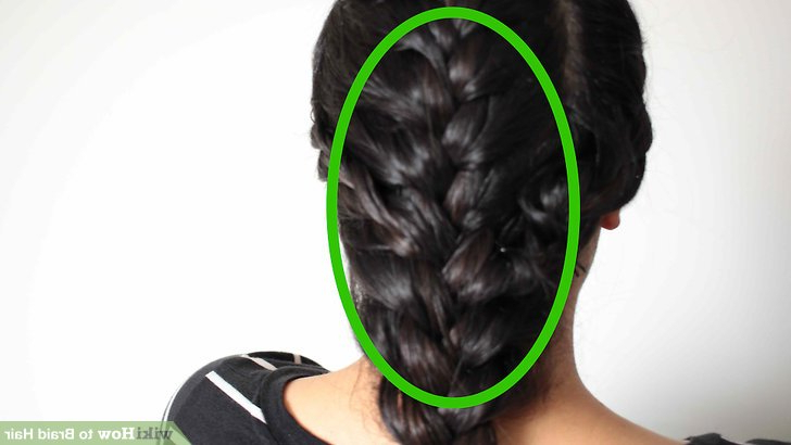 5 Ways To Braid Hair – Wikihow With Regard To Most Current 3D Mermaid Plait Braid Hairstyles (View 17 of 25)